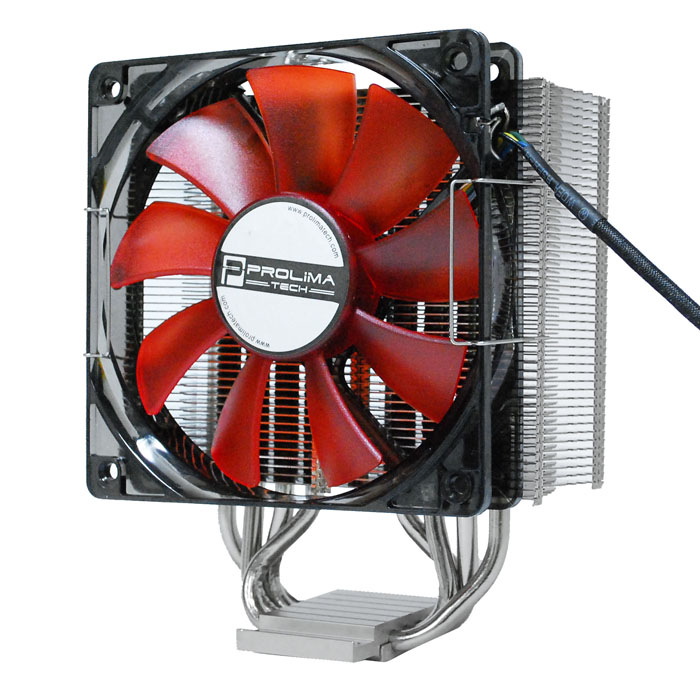 201195153813427 Prolimatech Panther CPU Cooler with Nano Aluminum Thermal Compound Review